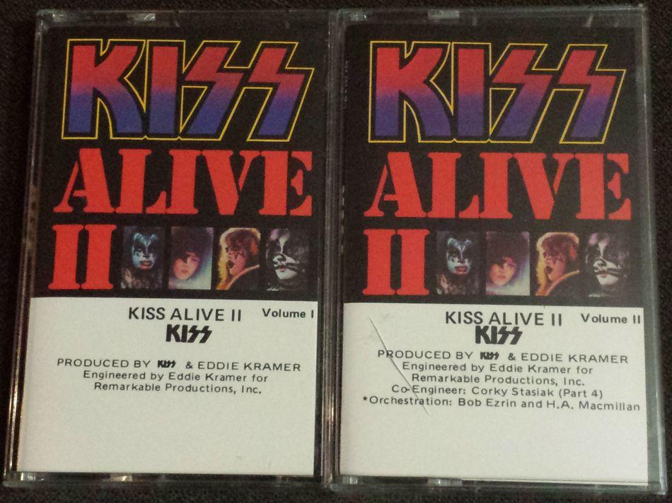 Page 5 Album Alive De Kiss