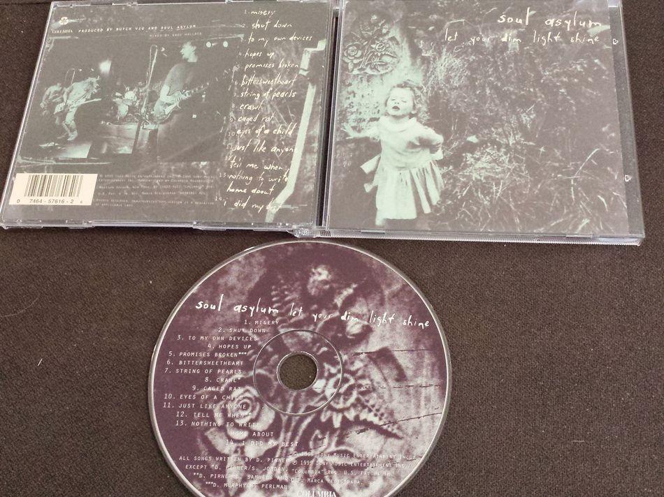 Soul Asylum - Let Your Dim Light Shine LP